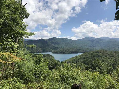 Lake Front on Lake Fontana, 135 Ac : Robbinsville : Graham County : North Carolina