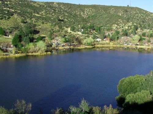 .11 Acres In Lake Hughes, CA : Lake Hughes : Los Angeles County : California