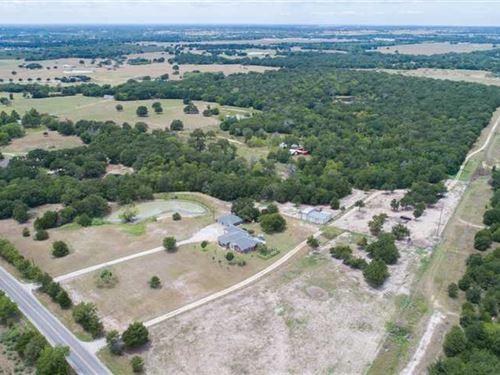 Rare 139 Acre Tract In Central Bra : Bryan : Brazos County : Texas