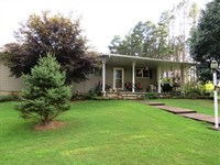 Home on 21 Acres For Sale in Reyno : Ellington : Butler County : Missouri