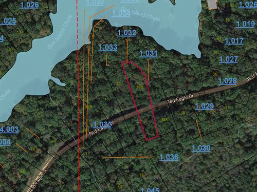Riverbend Properties Lot 39B : Lowndesboro : Lowndes County : Alabama