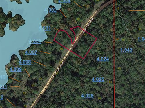 Riverbend Properties, Lot 47 : Lowndesboro : Lowndes County : Alabama