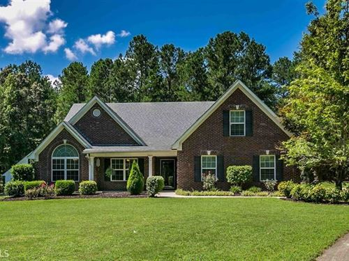 3Br 2Ba Brick Home In The Country : Rutledge : Morgan County : Georgia