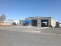 Paradise Truck Center : Baker City : Baker County : Oregon