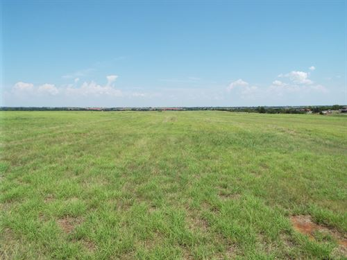 126 Acres Offered In 6 Tracts : Cashion : Oklahoma County : Oklahoma