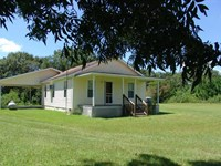 Acreage With Road Frontage : Newville : Dale County : Alabama
