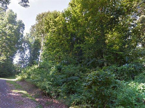 Beautiful Lot Appalachian Foothills : Anniston : Calhoun County : Alabama
