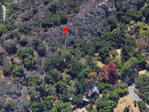 .12 Acres In Topanga, CA : Topanga : Los Angeles County : California