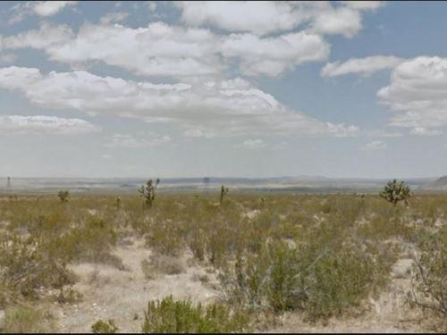 5.03 Acres In Llano, CA : Llano : Los Angeles County : California