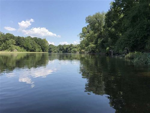28.60 Acres For Sale on The Ou : Friendship : Hot Spring County : Arkansas