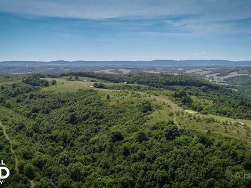 250 Acres Recreational Land Near th : Marshall : Searcy County : Arkansas