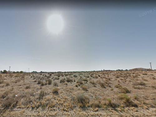 San Bernardino County, Ca $34,500 : Phelan : San Bernardino County : California