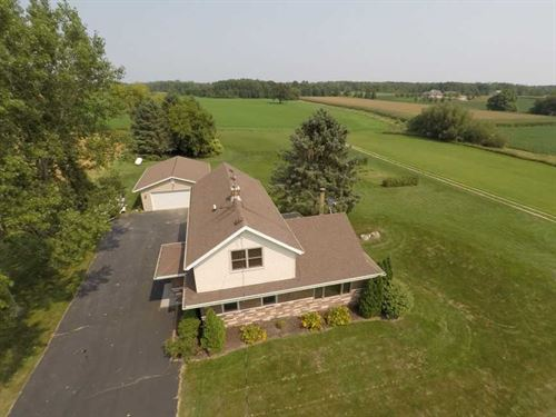 Country Home on 2.38 Acres in Sheb : Sheboygan : Wisconsin