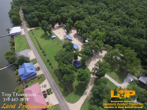 Uncle Bud's Rv Park Larto : Jonesville : Catahoula Parish : Louisiana