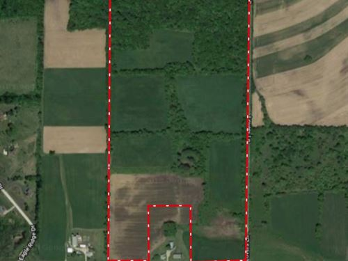 Highly Sought After Land : Kewaskum : Washington County : Wisconsin