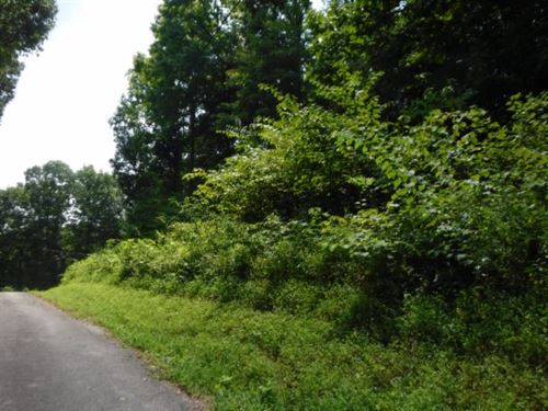 .58Ac Close To Dale Hollow Lake : Celina : Clay County : Tennessee