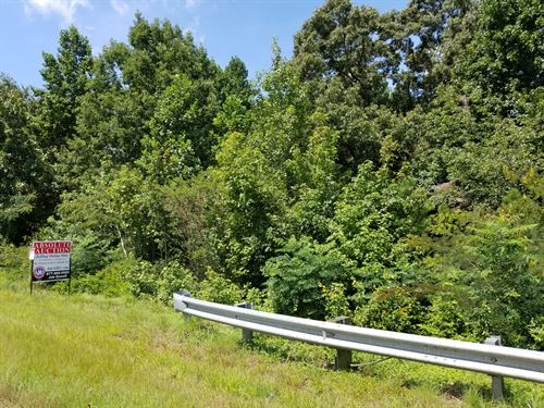 1 Acre Potential Commercial Lot : Gainesville : Forsyth County : Georgia