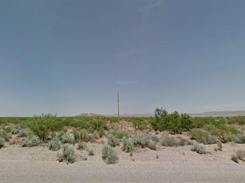 El Paso County, Tx $50,000 : El Paso : Texas