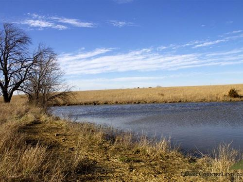 Magnificent Meadows Of Kansas : Niotaze : Chautauqua County : Kansas