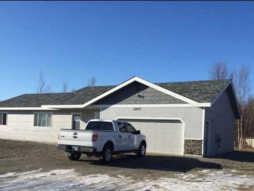 Wasilla Alaska Home Located in The : Wasilla : Matanuska-Susitna Borough : Alaska