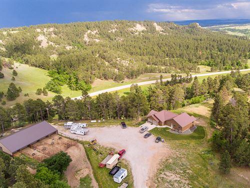 16 Strawberry Hill Road : Hulett : Crook County : Wyoming