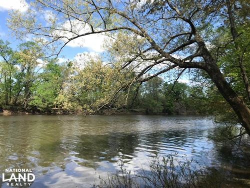 Cape Fear River Getaway 15 Ac : Kelly : Bladen County : North Carolina