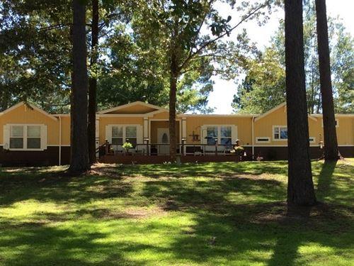 Country Home in West Monroe LA : West Monroe : Ouachita Parish : Louisiana
