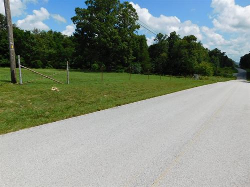 Large Lot Near Harrison For Sale : Harrison : Boone County : Arkansas