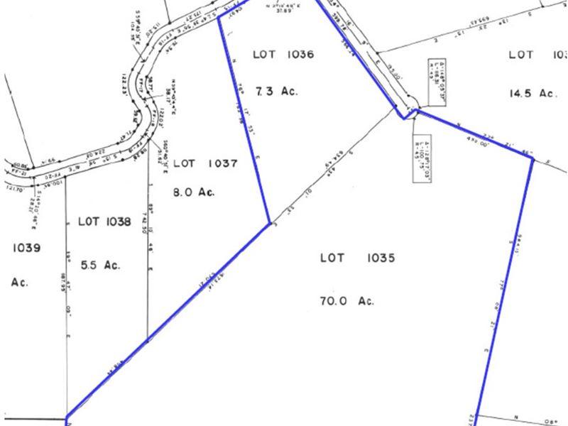 Large Southern Colorado Acreage : Weston : Las Animas County : Colorado