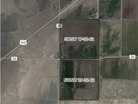 Irrigated Farm Country Home : Trinidad : Las Animas County : Colorado