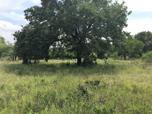 Homesite Kings Point Cove Lake : Brownwood : Brown County : Texas