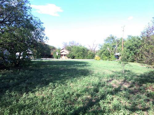 Residential L Ot Trees Brownwood : Brownwood : Brown County : Texas