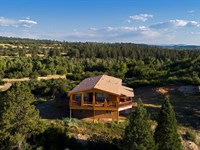 Chama New Mexico Homes Cabins : Chama : Rio Arriba County : New Mexico