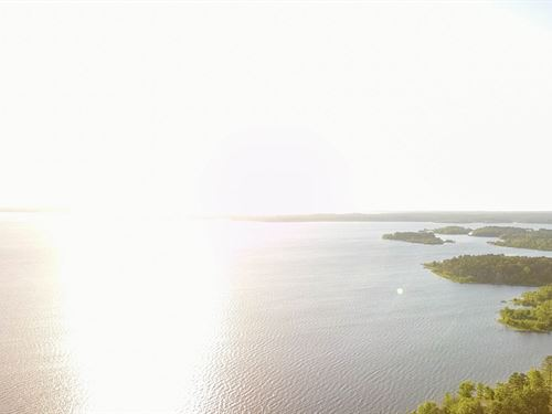 6.68 Acres, Lake Sam Rayburn Land : Lufkin : Angelina County : Texas