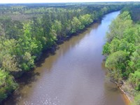 Cape Fear River Recreational Tract : Kelly : Bladen County : North Carolina