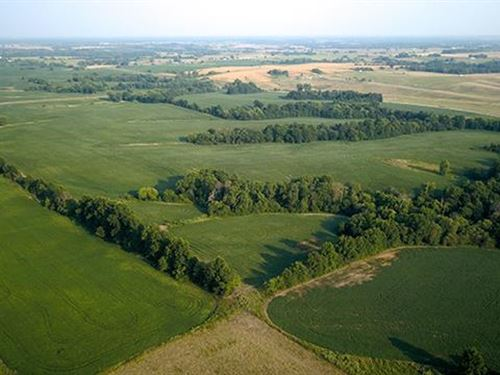 120 Acres in Macon County, Mo : Atlanta : Macon County : Missouri