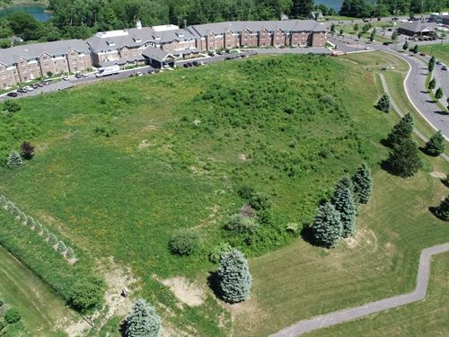 Premiere Commercial Site In Manlius : Manlius : Onondaga County : New York
