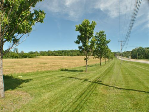 Prime Cazenovia Land Lot E : Cazenovia : Madison County : New York