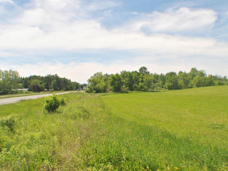 Prime Cazenovia Land Lot D : Cazenovia : Madison County : New York