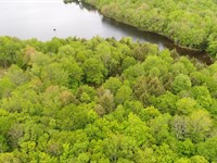 Enjoy Dyken Pond And Acreage : Grafton : Rensselaer County : New York