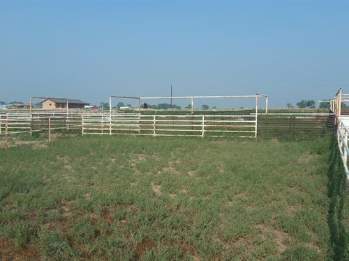 Sharp Feedyard : McClave : Bent County : Colorado