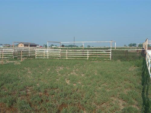 Sharp Feedyard : McClave : Bent County : Colorado