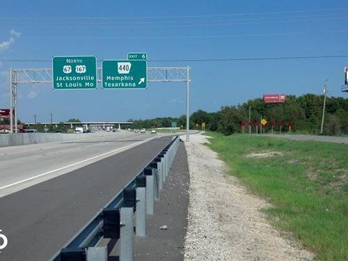 Large Commercial Development Land : North Little Rock : Pulaski County : Arkansas