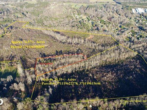Eller Drive Tract : Newton : Catawba County : North Carolina