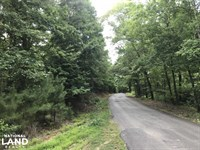 19 Acre Home Site And Timberland : Owensville : Saline County : Arkansas