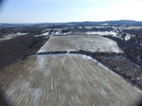 Views Of Oneida Lake And Acreage : Manlius : Onondaga County : New York