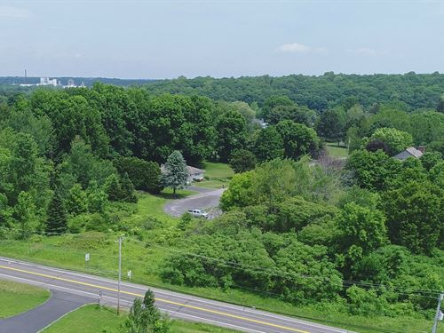 Country Lot With Space For A Home : Fulton : Oswego County : New York