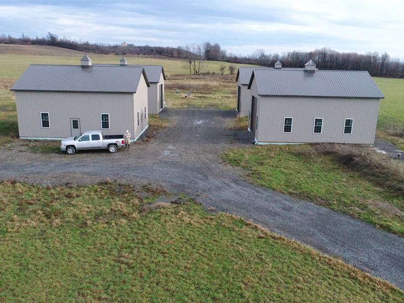 Barns Available For Rent In Manlius : Manlius : Onondaga County : New York