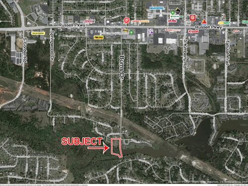 4.24 Acre Multifamily Site : Warner Robins : Houston County : Georgia
