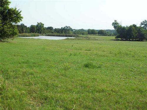 Price Reduced,Combination Ran : Boswell : Choctaw County : Oklahoma